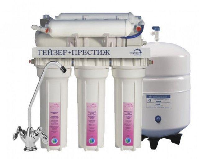 Системы обратного осмоса — Фильтры для воды Prio