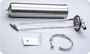 Магистральный фильтр для холодной воды Гейзер