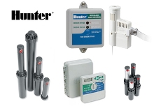 Поливочные и оросительные системы (автополив): HUNTER хантер IRRITEC