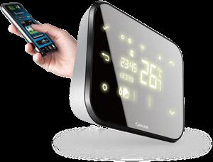 Цифровой программируемый комнатный терморегулятор